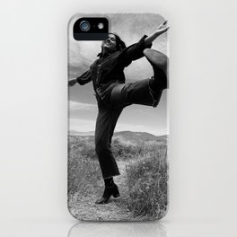 Antelope Valley, CA iPhone Case