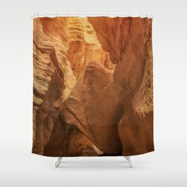 Kasha 1 Shower Curtain