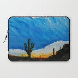 Full Moon Desert Laptop Sleeve
