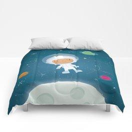 Little Astronaut Comforters