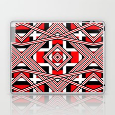 Flannel Scooter Laptop & iPad Skin