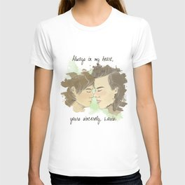 Always in my Heart - #1M T-shirt