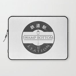 The 6th station (Spirited away) Laptop Sleeve