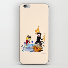South Park :: Pip and Damien iPhone Skin