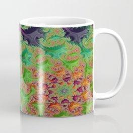 Edible Flower - Fractal Art Coffee Mug