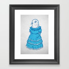 Guayaquil - Ms Dove Framed Art Print