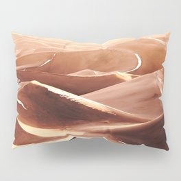 Cold Dunes Pillow Sham
