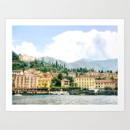 Bellagio dreams Art Print