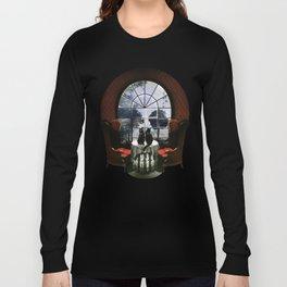 Room Skull Long Sleeve T-shirt