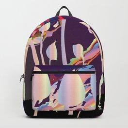 Magic Mushrooms Jazz Background Backpack