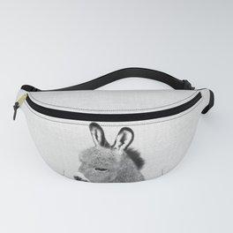 Donkey - Black & White Fanny Pack