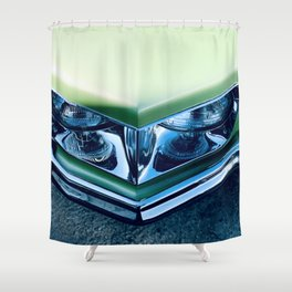 '71 Custom Cruiser Shower Curtain