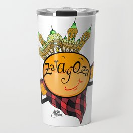 zaragoza Travel Mug