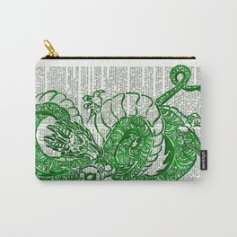 The Jade Dragon (Green Lantern: Kyle Rayner) Carry-All Pouch
