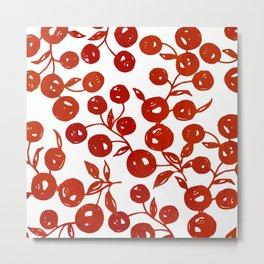 Cherry Delight Metal Print