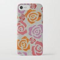 concrete iPhone & iPod Cases featuring concrete  by elizabethaknee