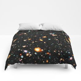 Hubble Extreme Deep Field High Resolution Comforters