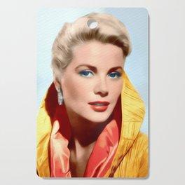 Grace Kelly, Hollywood Legend Cutting Board