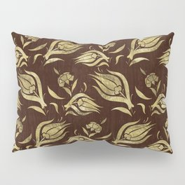 Turkish tulip pattern 6 Pillow Sham