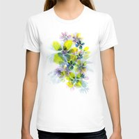 fireworks T-shirts featuring Fireworks by La Rosette Illustration