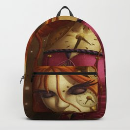 """""""Time After Time..."""" Backpack"""