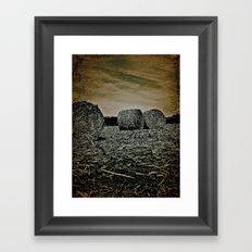 AmIsH Framed Art Print