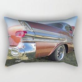 Classic Pontiac Rectangular Pillow