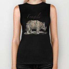Fragile Biker Tank