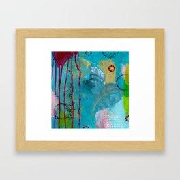 Emotional Charge Framed Art Print