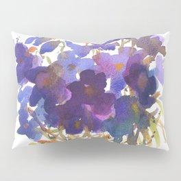 Petite Violets Pillow Sham