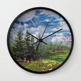 The Powerplant, Alterslavia, revised Wall Clock