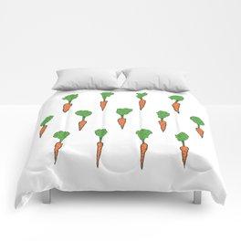 Thirteen Carrots  Comforters