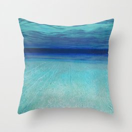 Finiteness Throw Pillow