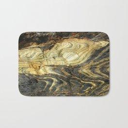 Artistic Natural Stonework Bath Mat