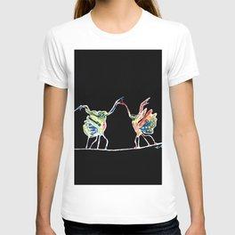 Praying Mantis Dance T-shirt