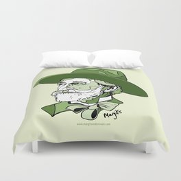Verdi Italian composer of Opera Nabuco La Traviata Rigoletto Don Carlos Macbeth Falstaff Jerusalem Duvet Cover