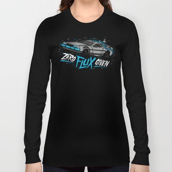 Zero Flux Given Long Sleeve T-shirt