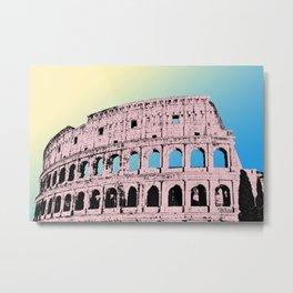 The Colosseum I Metal Print