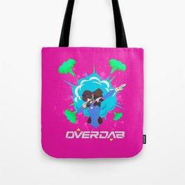 OVERDABBING Tote Bag