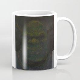 Shrek (oil on canvas) Coffee Mug