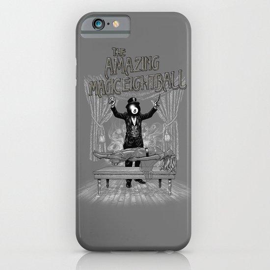 The Amazing Magic Eightball iPhone & iPod Case