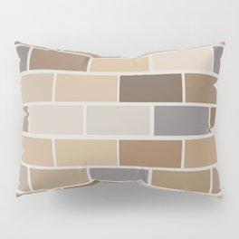 Kinda Brickish Pillow Sham