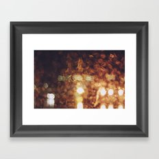 Mixed Light Framed Art Print