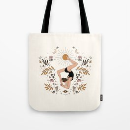 Reach The Sun Tote Bag