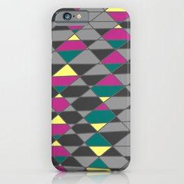 jewel tone iPhone Case