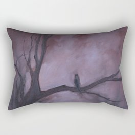 Free and Alone Rectangular Pillow