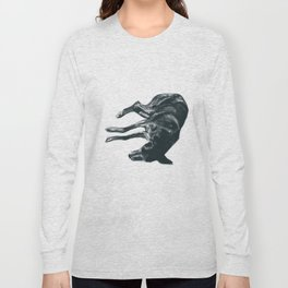 Dog-Tired Long Sleeve T-shirt