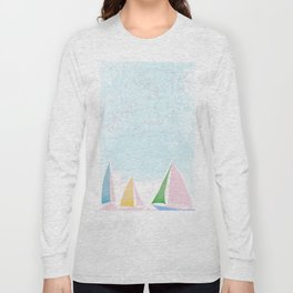 Sails for mee Long Sleeve T-shirt