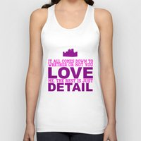 downton abbey Tank Tops featuring Downton Abbey (Branson) by Park is Park