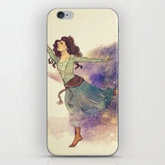 Dance on my own feet iPhone & iPod Skin